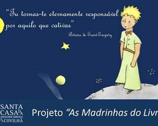 Covilhã | 'Madrinhas do Livro' visa criação de biblioteca infantil