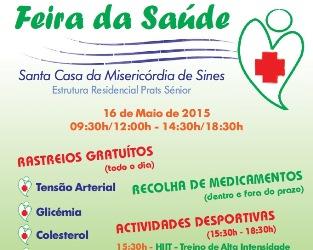 Sines | Abrir as portas à comunidade para feira de saúde