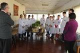 UMP   Novos estagiários no Lar Dr. Virgílio Lopes