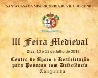 Vila do Conde | Feira medieval garante folia aos participantes