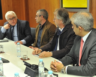 Parceria   Setor solidário assina protocolo com a PT