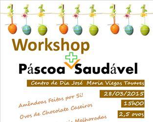 Torres Novas | Workshop sobre alimentação saudável na Páscoa