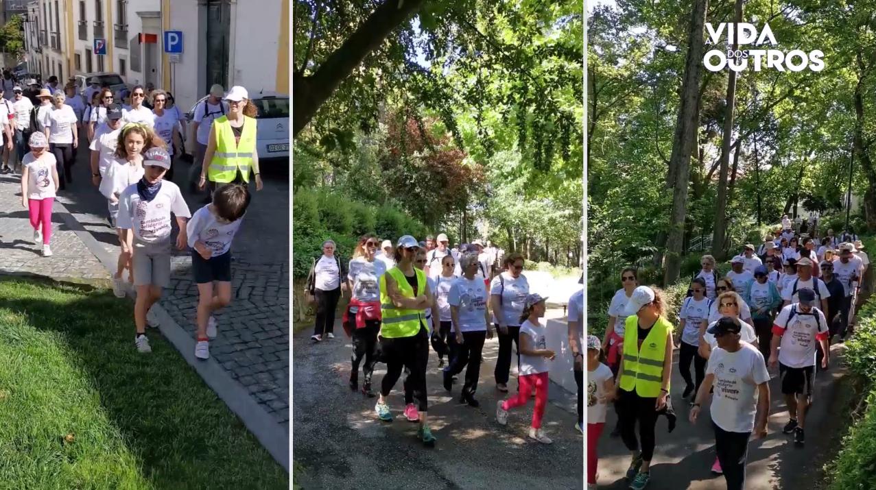 A Vida dos Outros | Misericórdia de Palmela organiza caminhada solidária