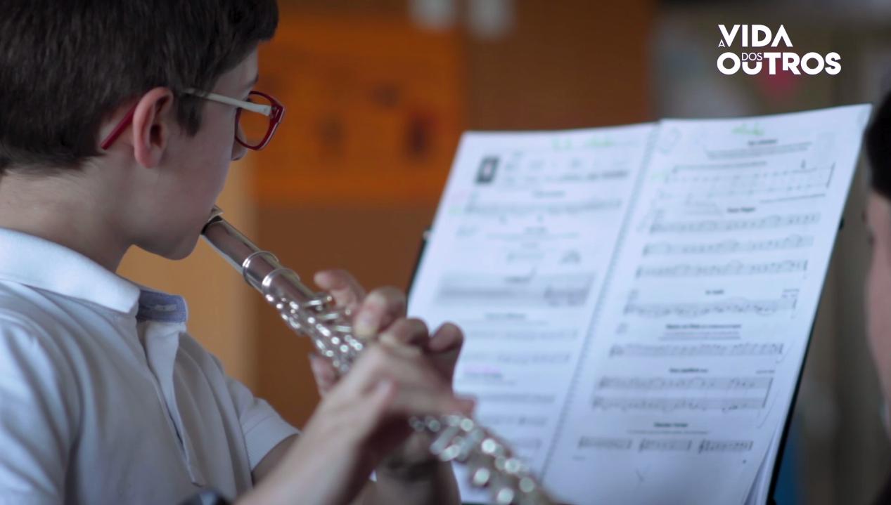 A Vida dos Outros | Misericórdia da Guarda aposta no ensino de música
