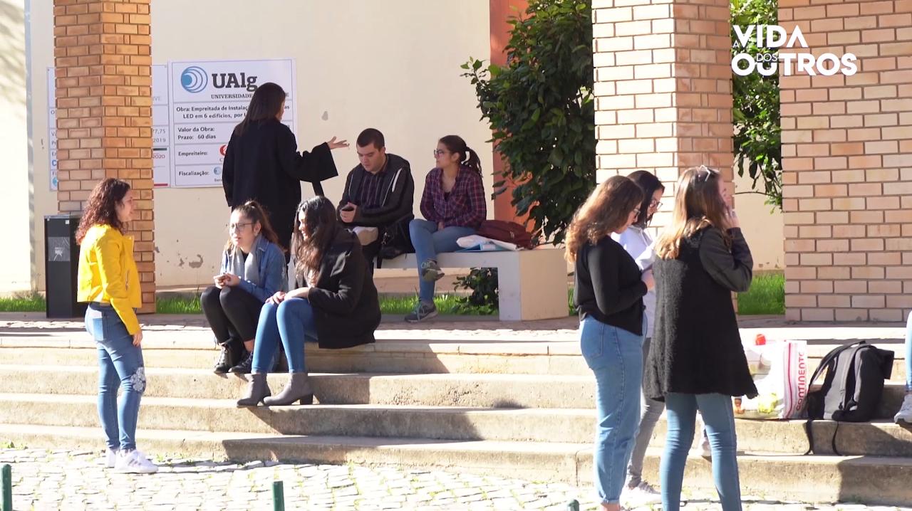 A Vida dos Outros | Residência universitária da Misericórdia de Faro