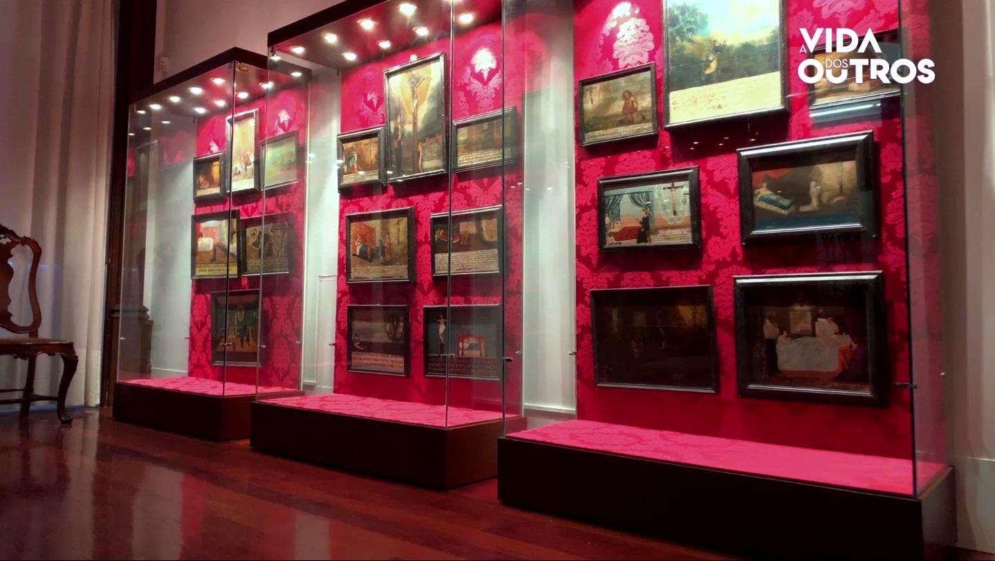 A Vida dos Outros | Espólio de fé no museu da Misericórdia de Matosinhos