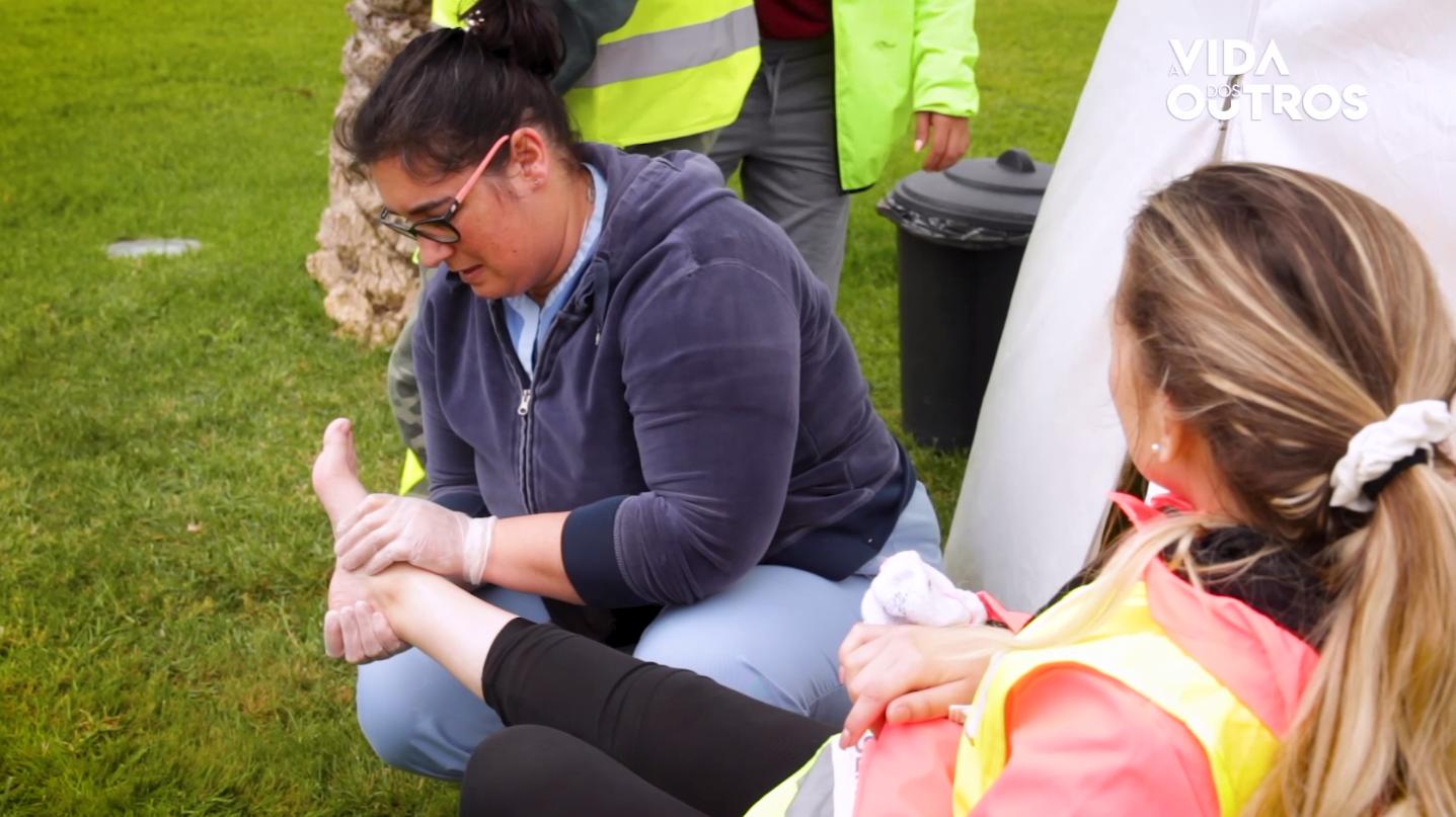 A Vida dos Outros | Misericórdia de Ílhavo presta apoio a peregrinos de Fátima