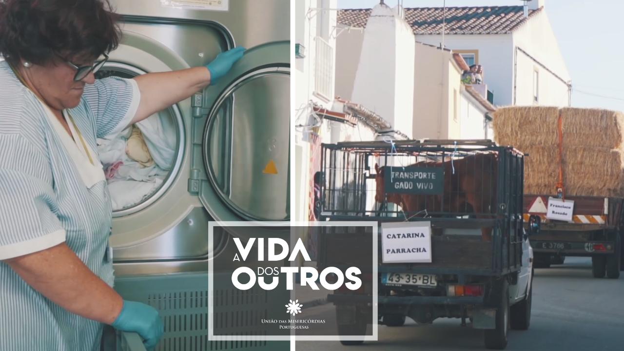 UMPtv | Iniciativas solidárias ganham força em Vila Velha de Ródão e no Vimieiro