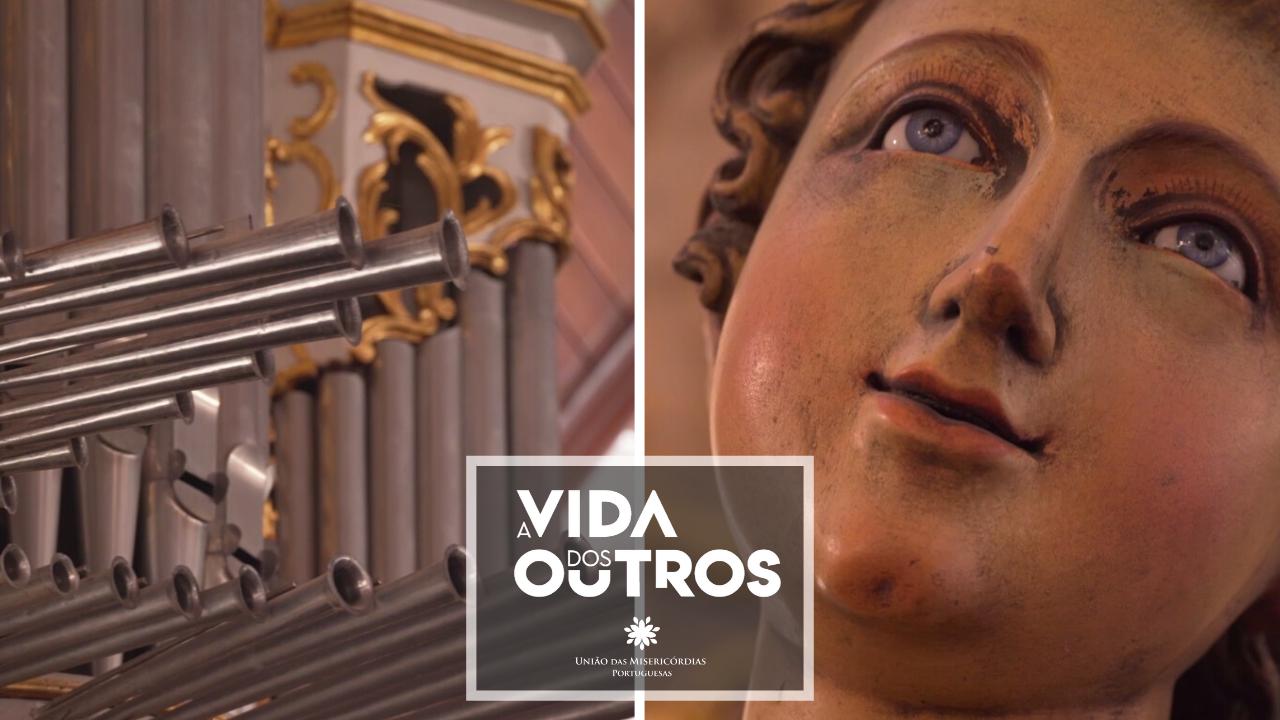 UMPtv | Igreja da Misericórdia de Barcelos recupera esplendor original