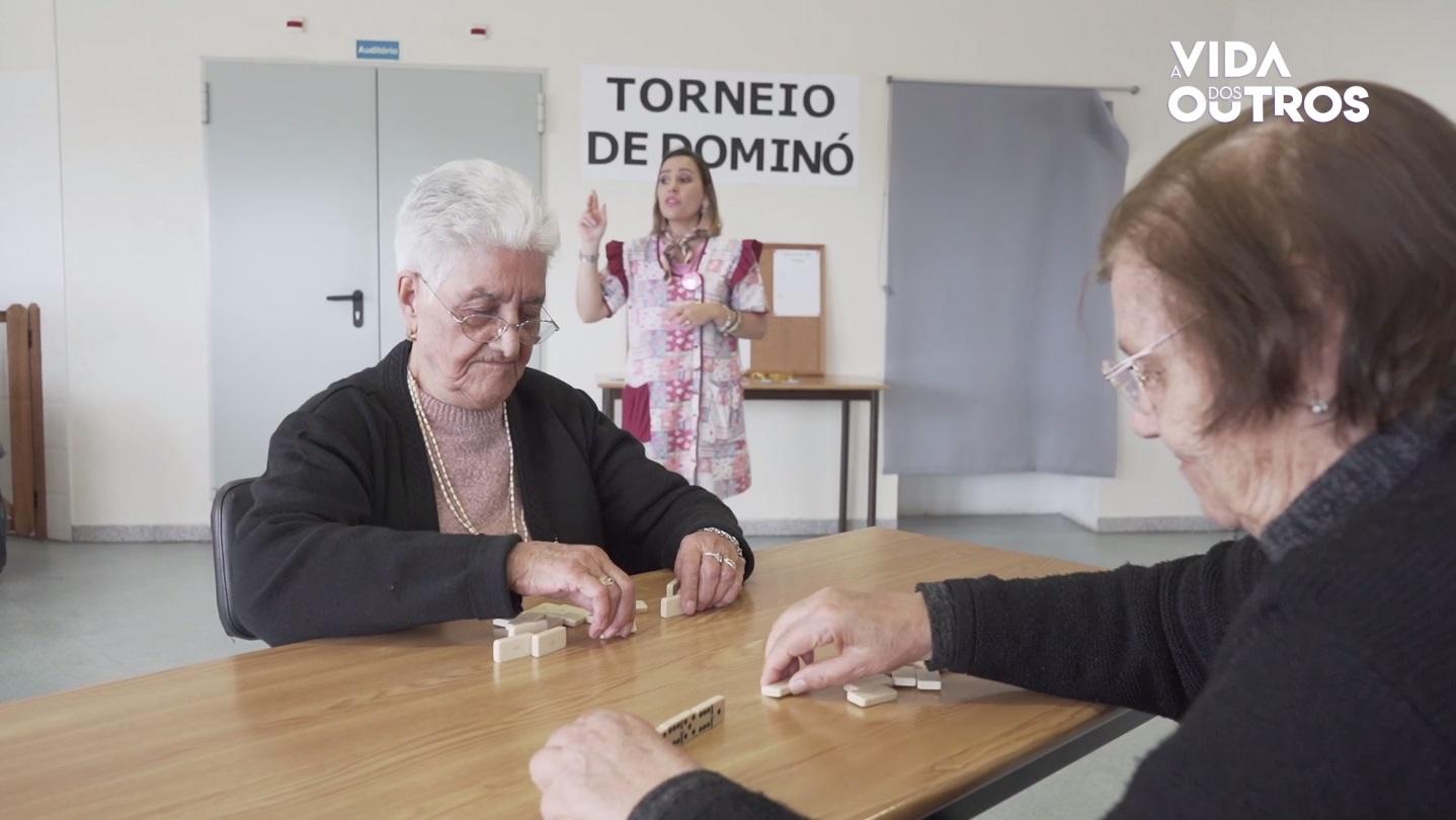 A Vida dos Outros | Torneio de Dominó em Belmonte