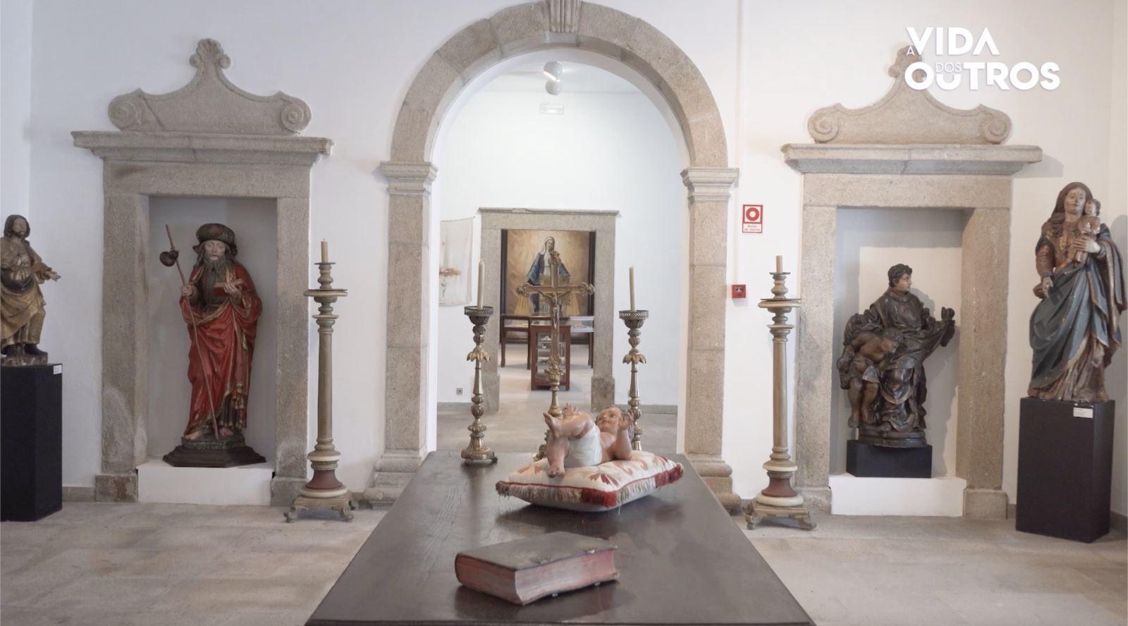 A Vida dos Outros | Núcleo museológico da Misericórdia de Castelo Branco