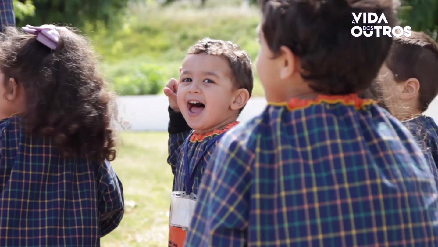 A Vida dos Outros | Creche transfronteiriça da Misericórdia de Vila Nova de Cerveira
