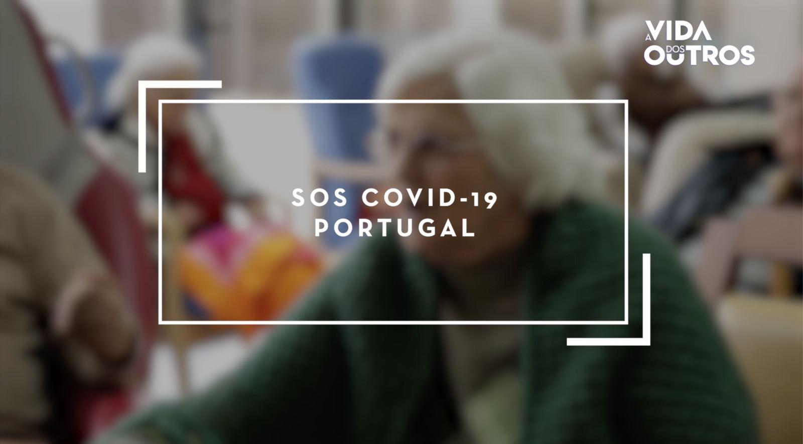 UMPtv   Movimento SOS.Covid19.Portugal
