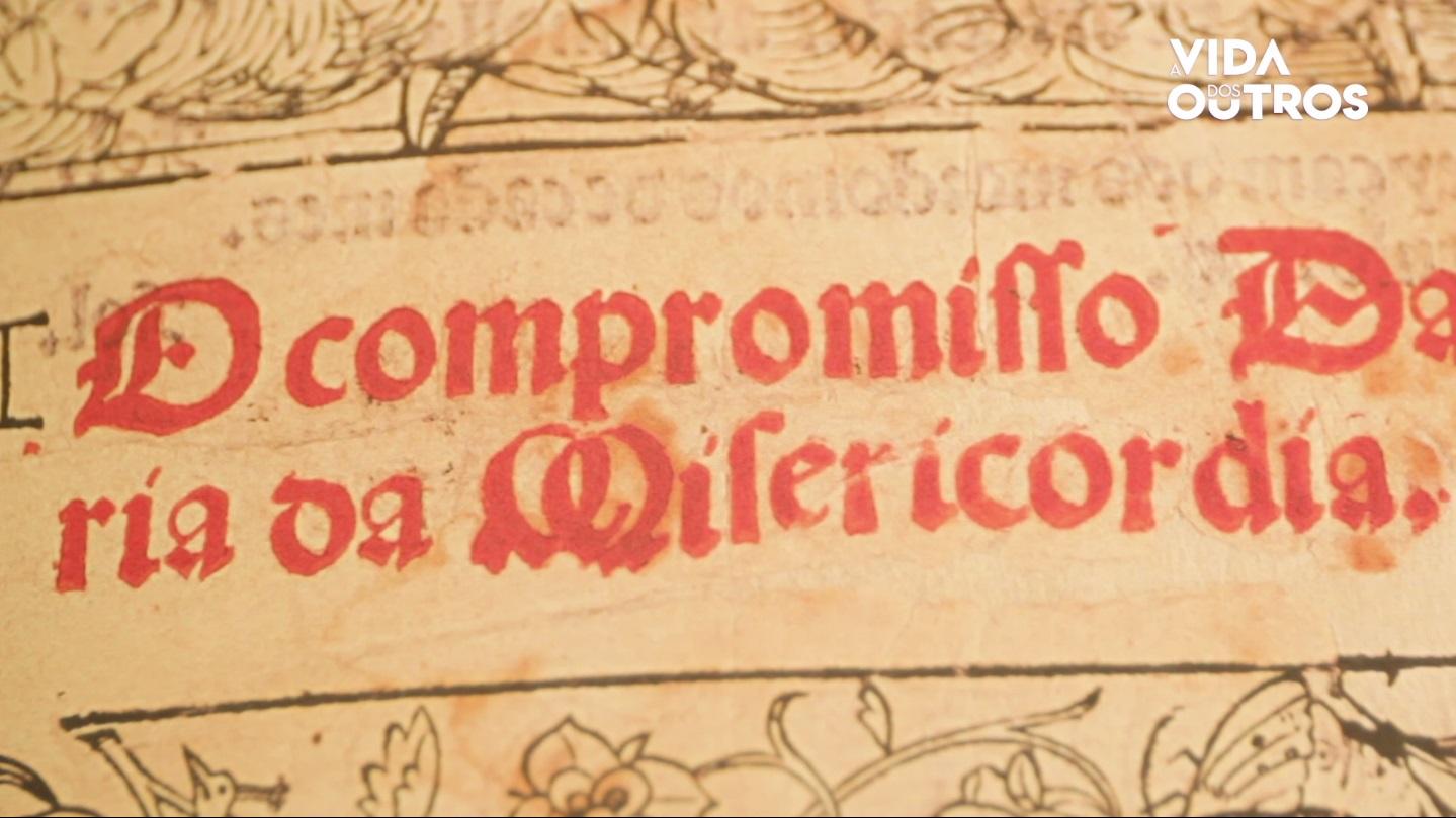 A Vida dos Outros | Primeiro compromisso impresso da Misericórdia de Melgaço