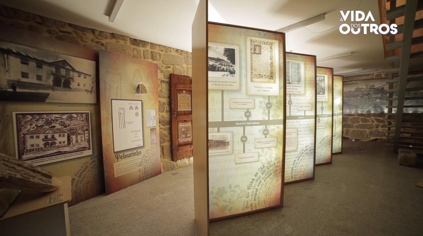 A Vida dos Outros | Centro Interpretativo do Centro Histórico da Misericórdia de Seia