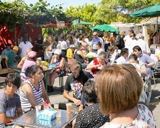 Vila do Conde | Centenas de visitantes na terceira feira medieval